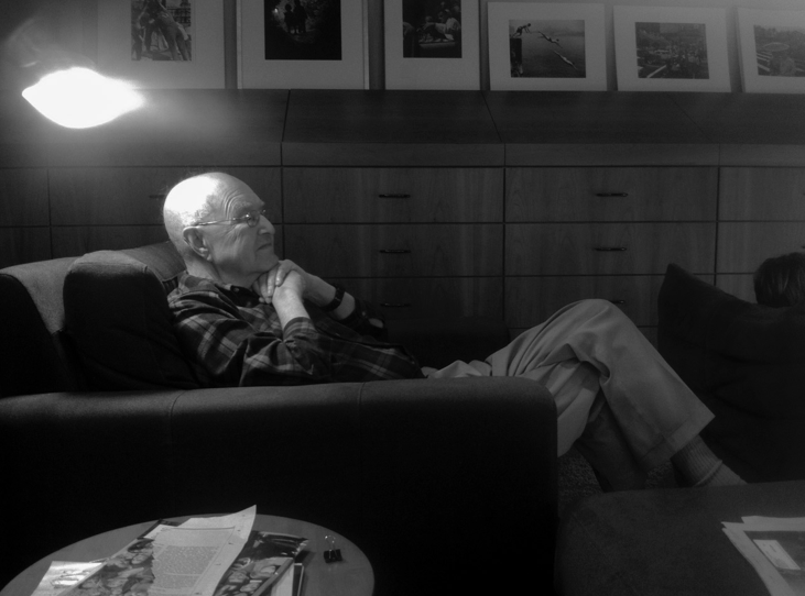 My father, Dr. Mel Rubin (2014) architect of a remarkable collection.