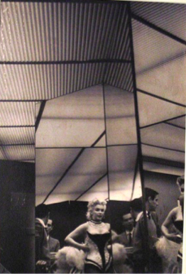 Marilyn Monroe, by Ed Feingersh (1955)