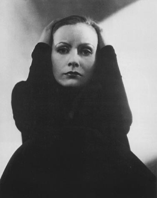 Greta Garbo, by Edward Steichen (1928)