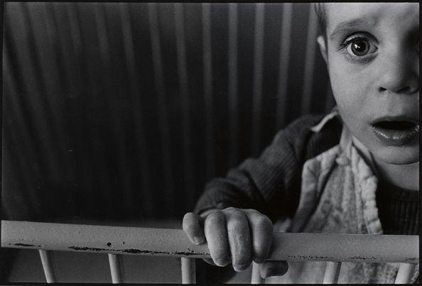 Folsni Orphanage, by James Nachtwey (1990)