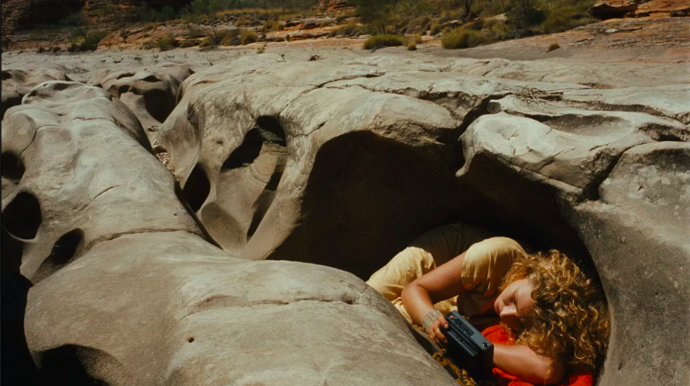 Until the End of the World (1991): Filmed in 15 cities and 7 countries around the world, the final third of the story ends up in a cave and a series of stunning locations in outback Australia. The film took 10 years to complete and was Wenders' most ambitious project.