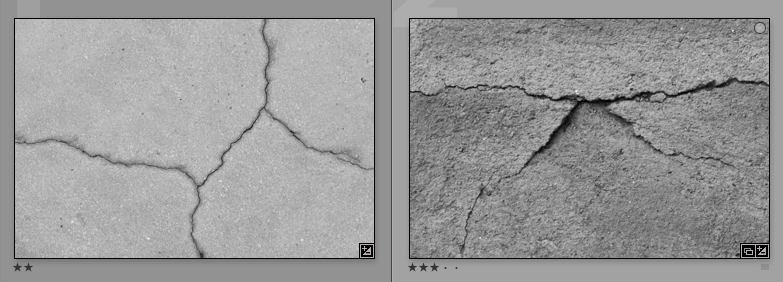 Some cracks…