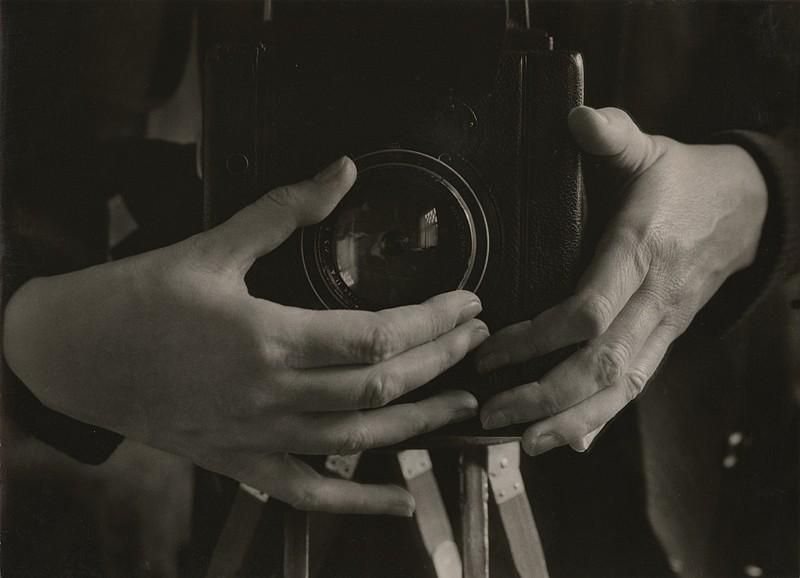 Alma Lavenson, Self Portrait (1932)