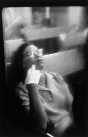 Woman with White Glove, 1958