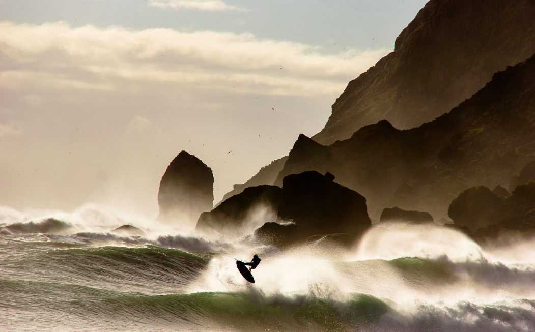 See how gorgeous these are? You can't do this with your iPhone. Few can. There's a reason these people are professionals.  Photo by Chris Burkard  (https://www.chrisburkard.com/)  Off-the-rails adventure photographs