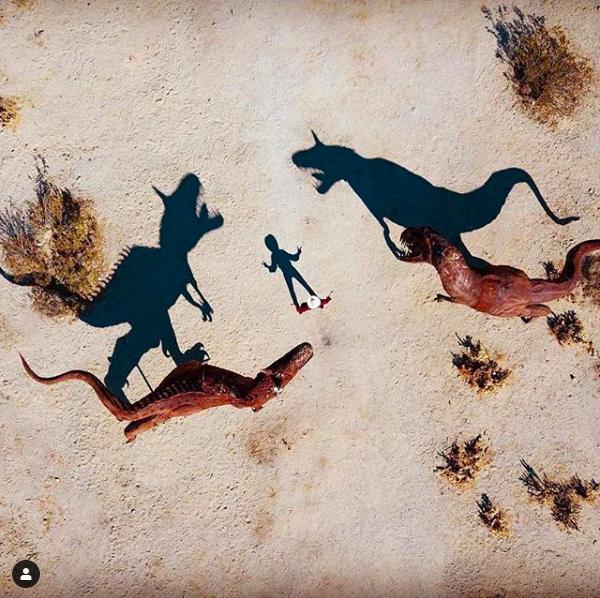 Brown (2019) Dino Roundup with Cowboy Bob -  Anza-Borrego Desert State Park