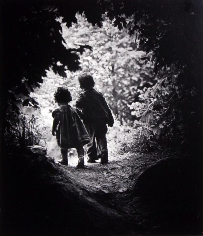 """Smith, """"Walk to Paradise Garden"""" (1946)  A0824"""