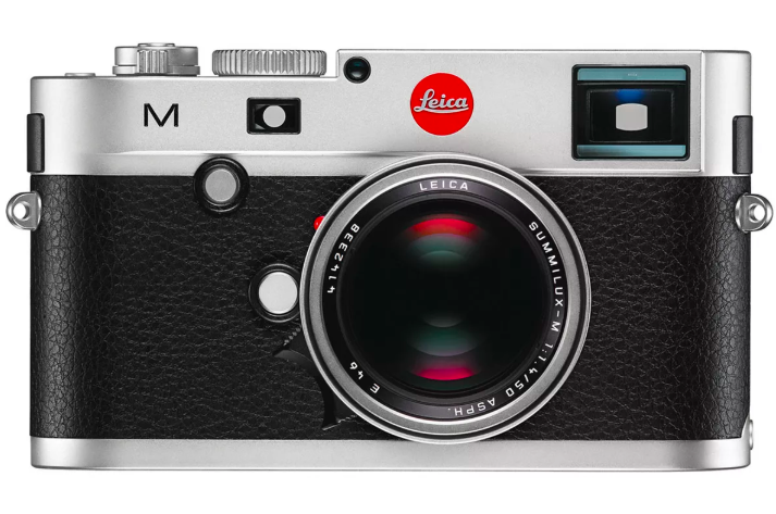 The Leica M.  A precision tool. Without a lens it's somewhere between $5-8K. I've seen side-by-side comparisons of Leica photos and iPhone photos, and in many cases the images are comparable (which is amazing); but the Leica is still a precision optical device and there's more to a great shot than the resolution of the output.