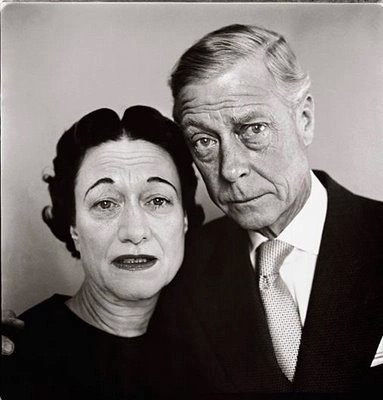 "Richard Avedon, ""Duke and Duchess of Windsor"" (1957)"
