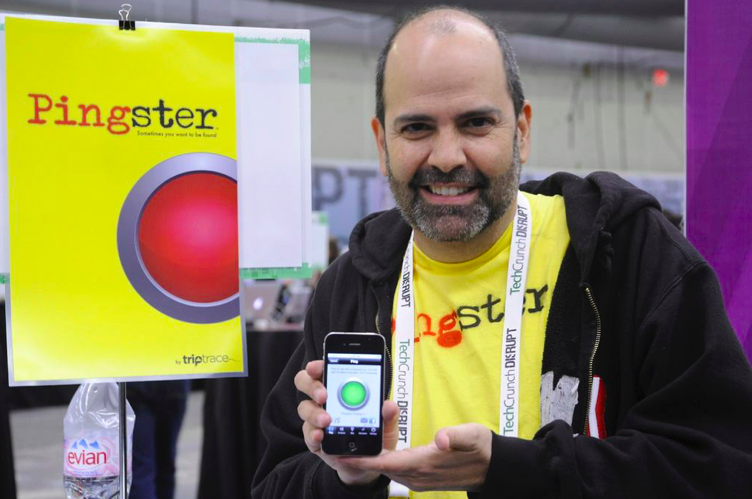 Pingster crashed in 2011. Although i was at TechCrunch NY when Uber debuted. That was cool…