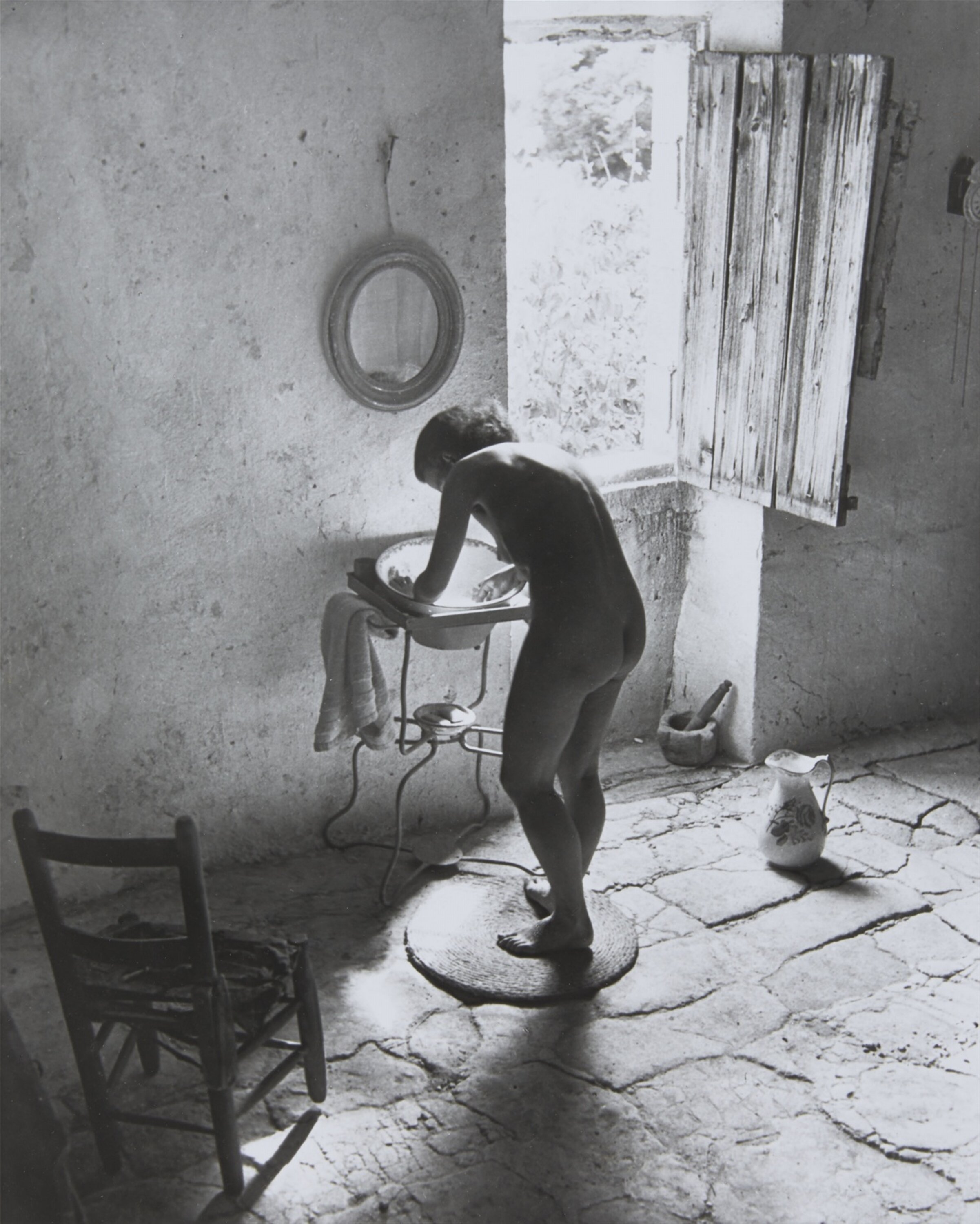 "Willy Ronis, "" Nu provençal"" (1949)"
