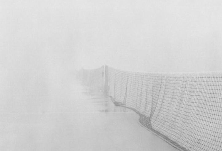 "Mark Citret ""Tennis Nets"" (1995)"