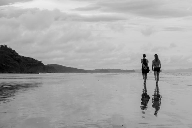 """Rubin """"Afternoon Walk"""" (2015)"""