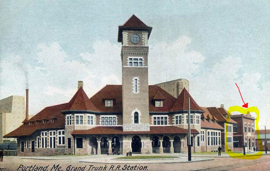 Photo 1-before-Grand Trunk Station 1906 highlighted.JPG