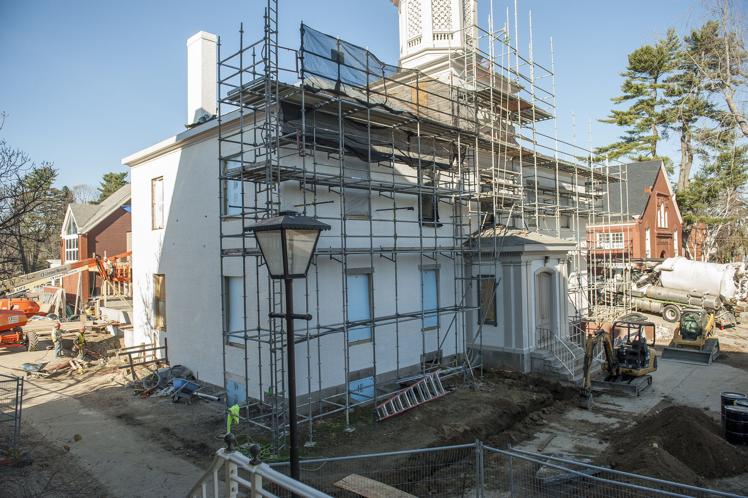 18. Alumni Hall restoration construction.jpg