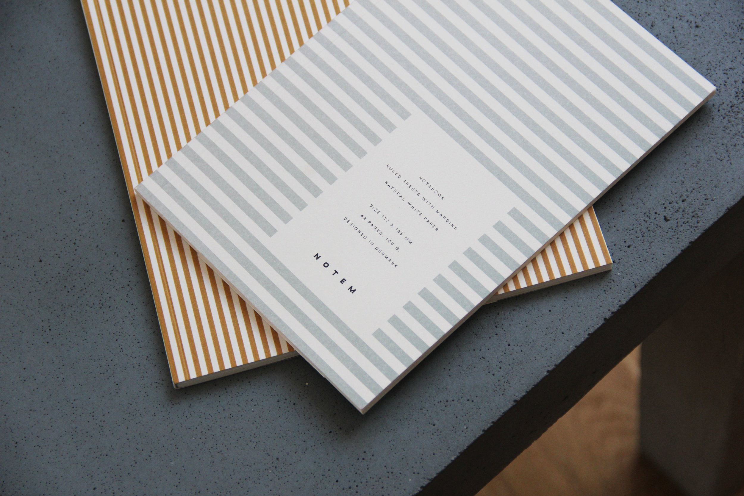 notebooks - New arrivals