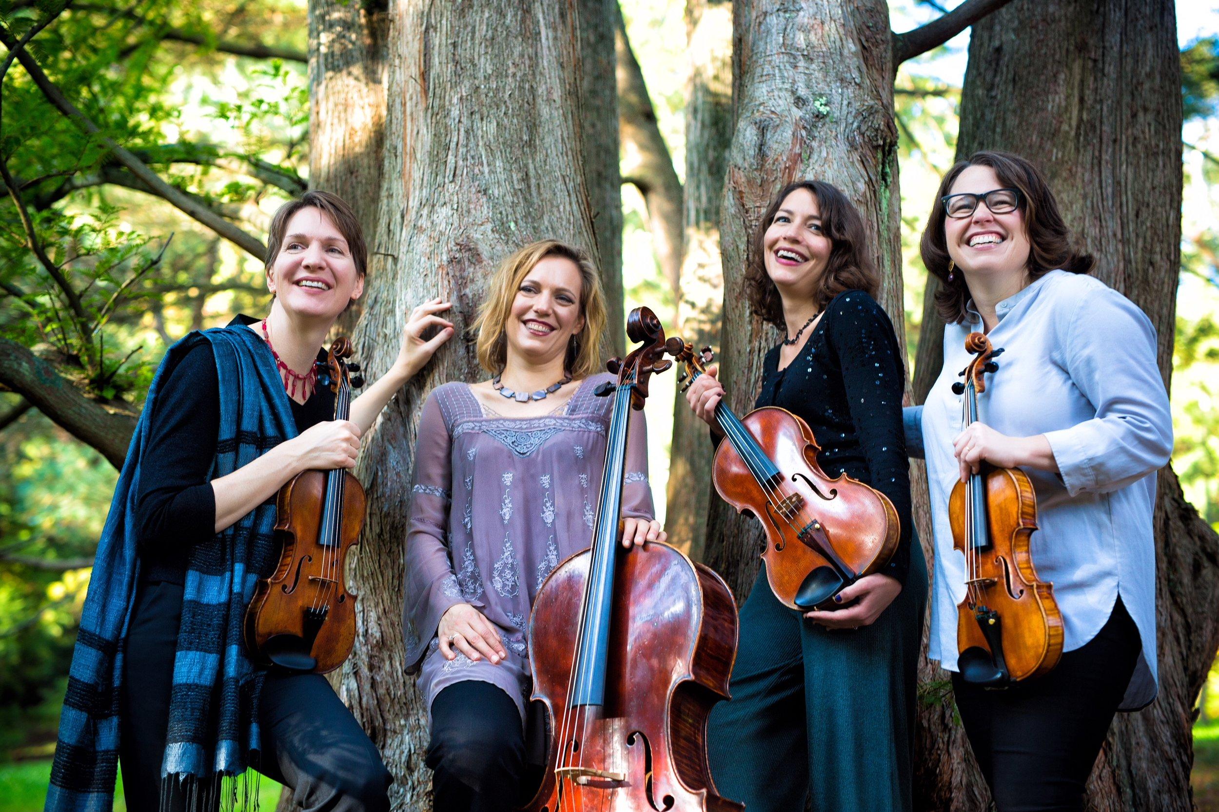 chamber music among friends - the 2019-20 season