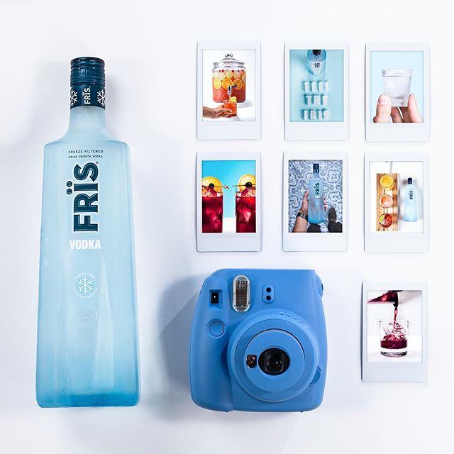 Frïs the memories. -- #Fris #FrisVodka #vodka #freezefiltered #celebration #tbt