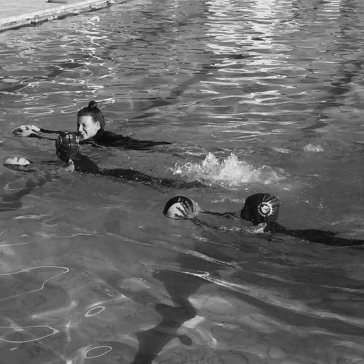 Learn-to-Swim classes..