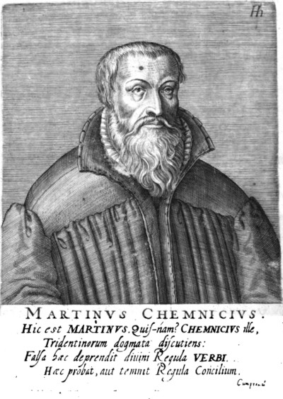 Martin Chemnitz, one of the authors of the Book of Concord
