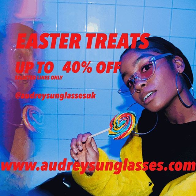 EAST SUNDAY SALE NOW ON - selected lines only.  GO GO GO  Celebrate the resurrection of Christ in style people! 🐣🐣🐣