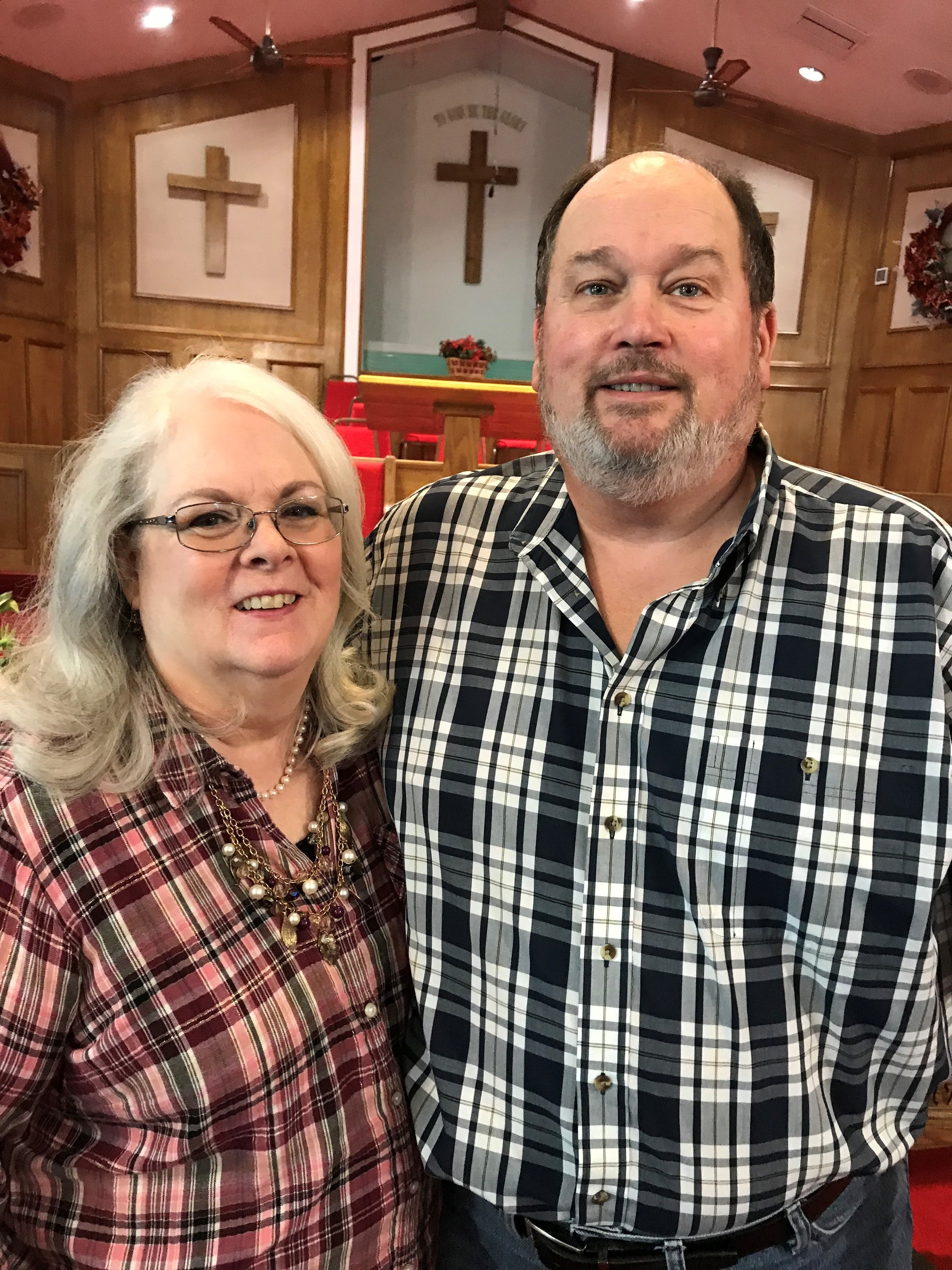 Michael & Catherine Moore - Join us for a scripture-by-scripture Bible study as we work in fellowship to gain understanding and deepen our relationship with the Author and Perfecter of our faith, God Most High. Our current study in The Revelation begins January 2019. Please accept this invitation to join us in our study of God's Word. Come with your questions and join the discussion as we dive into God's Word.
