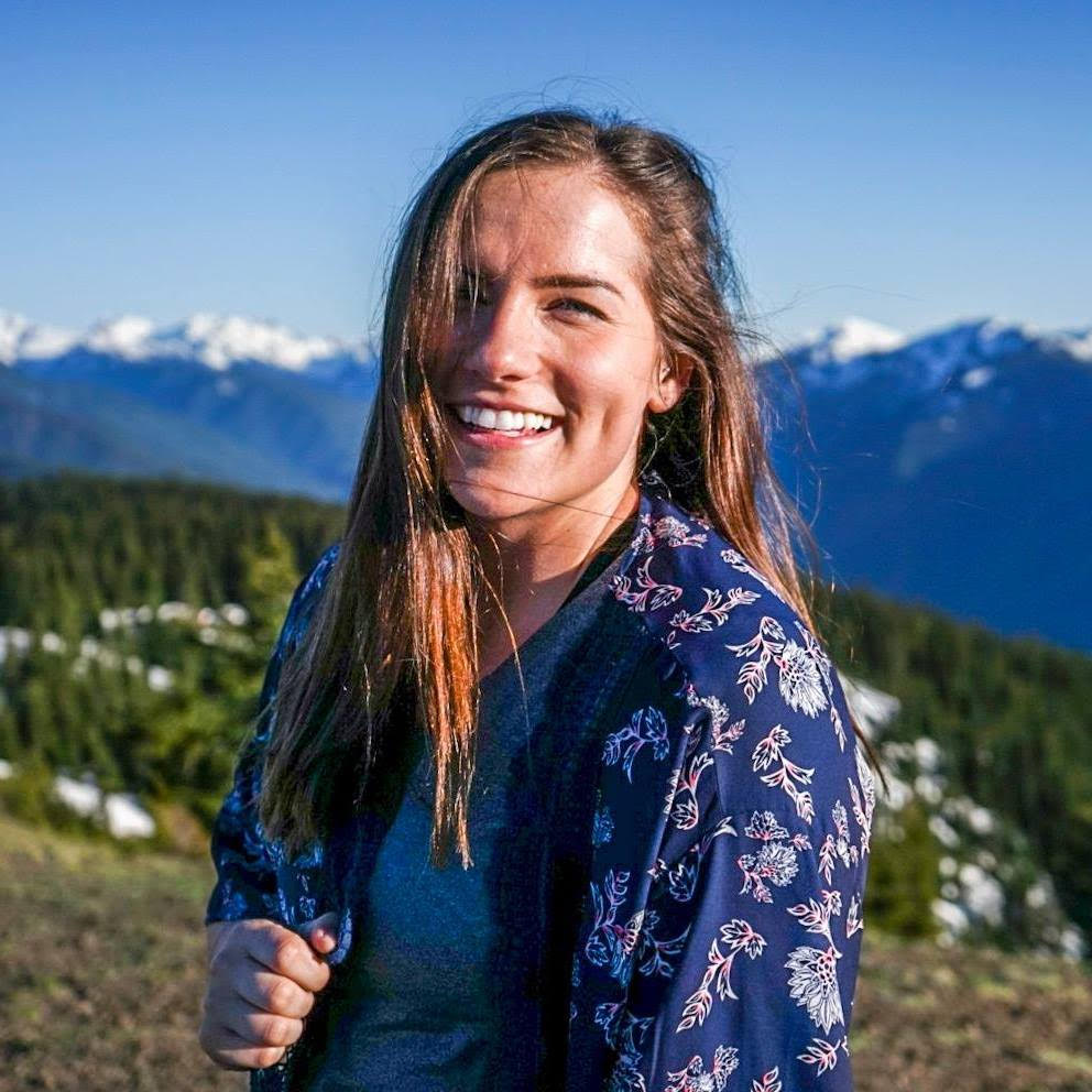 Sarina Clark | GROUP experience LEADER Oct'19 EBC TREK - Hello! My name is Sarina and I am originally from Minnesota but have lived in Seattle the last 4 years with my husband and golden retriever. I'm in social services by day and mountain climber by weekend. I spend all of my free time in the mountains either hiking, backpacking, climbing, mountaineering or floating on alpine lakes. My journey in the outdoors started with small hikes and lead to biggers goals like hiking the Wonderland Trail around Mt. Rainier. Along the way, I took courses in alpine scrambling gaining skills in wilderness first aid and navigation. I took these skills further last season and learned to travel on glaciers as part of a rope team taking me to some of the highest points in Washington.I'm so excited to share this journey to Everest Base Camp with you all, we are in for a journey of a lifetime together! I believe in the power of women coming together to do big things and inspire and motivate each other to accomplish our goals. I can't wait to experience the literal and nonliteral ups and downs of the trail together.