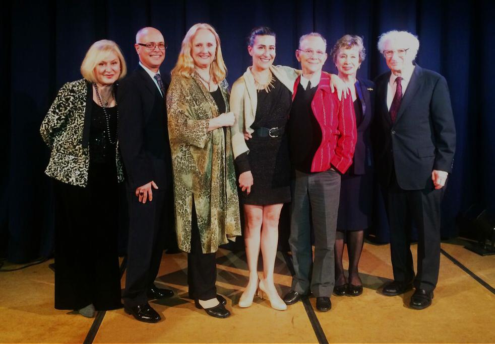 A MUSICAL SALUTE!2014 - HonoringJOEL GREY& JEANINE TESORI