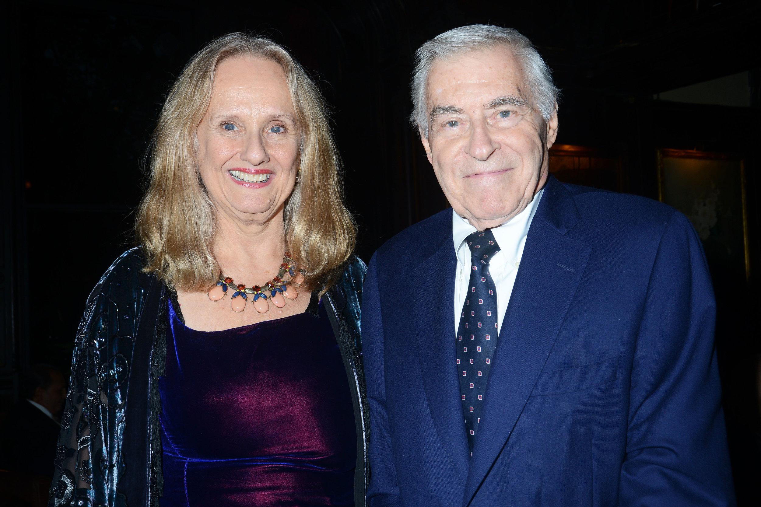Nancy Rhodes & Lee Adams