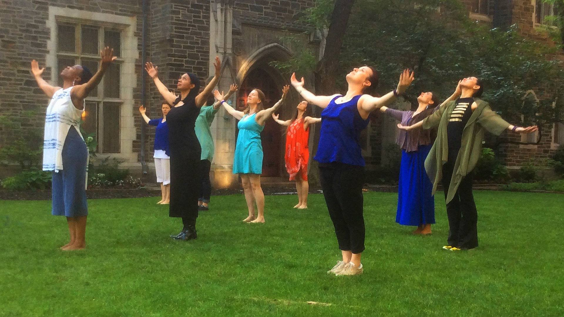 The Omega Dance Company + Global Water Dancers