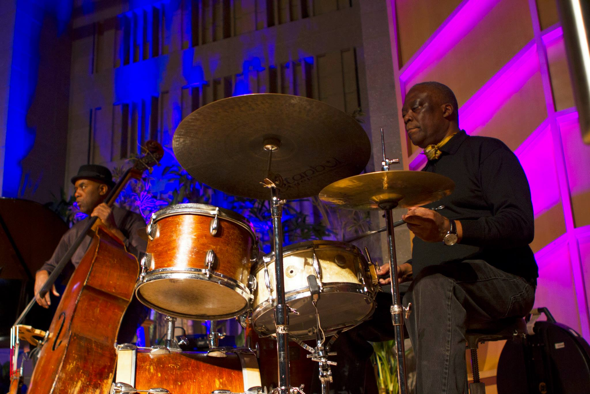 Festival 2015 Opening Night 3.19.15 Jazz Quintet by Calvin Rong, The Ticker.jpg