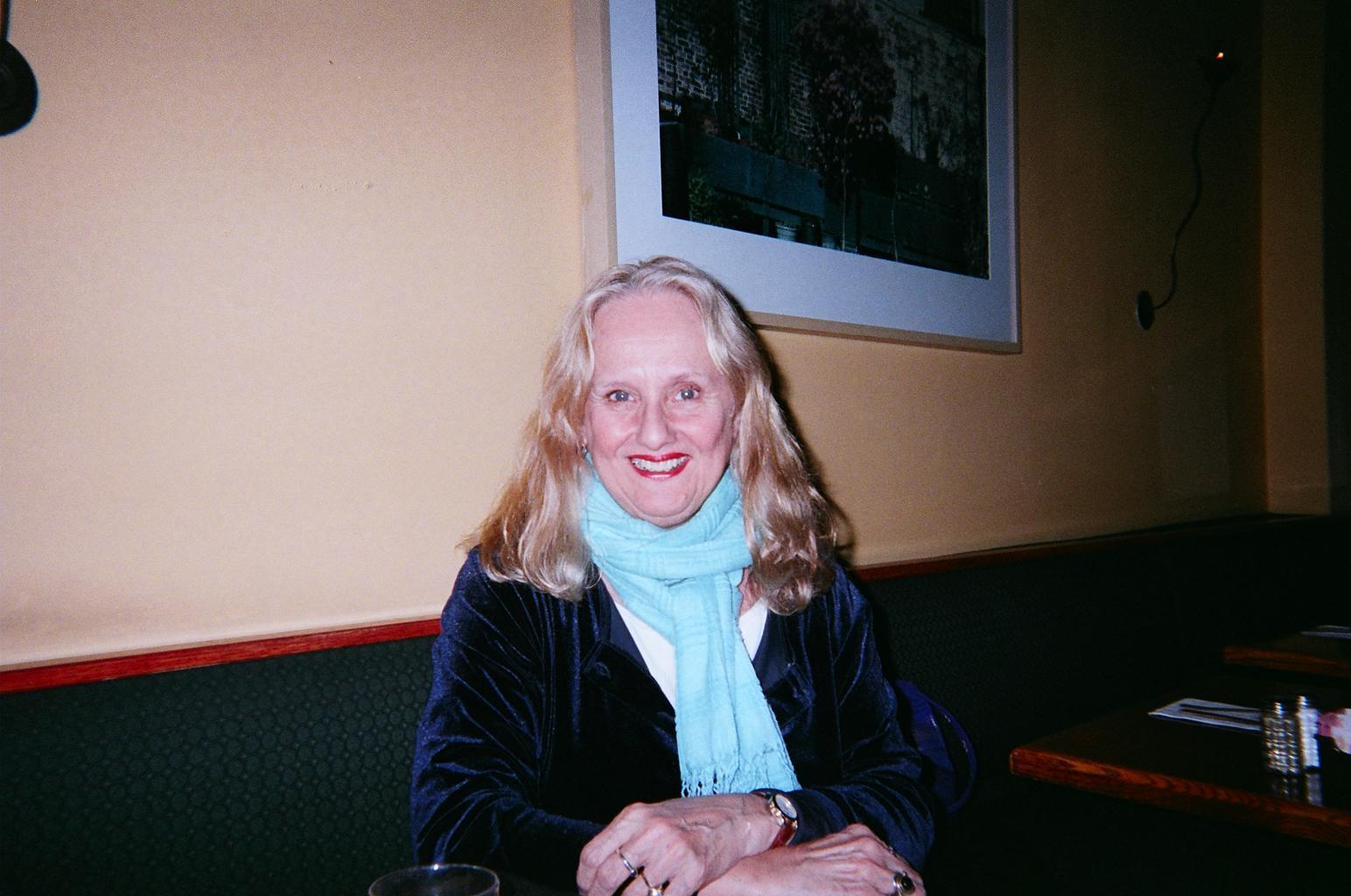 Nancy Rhodes