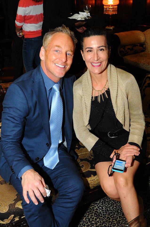 Jeanine & male guest.jpg
