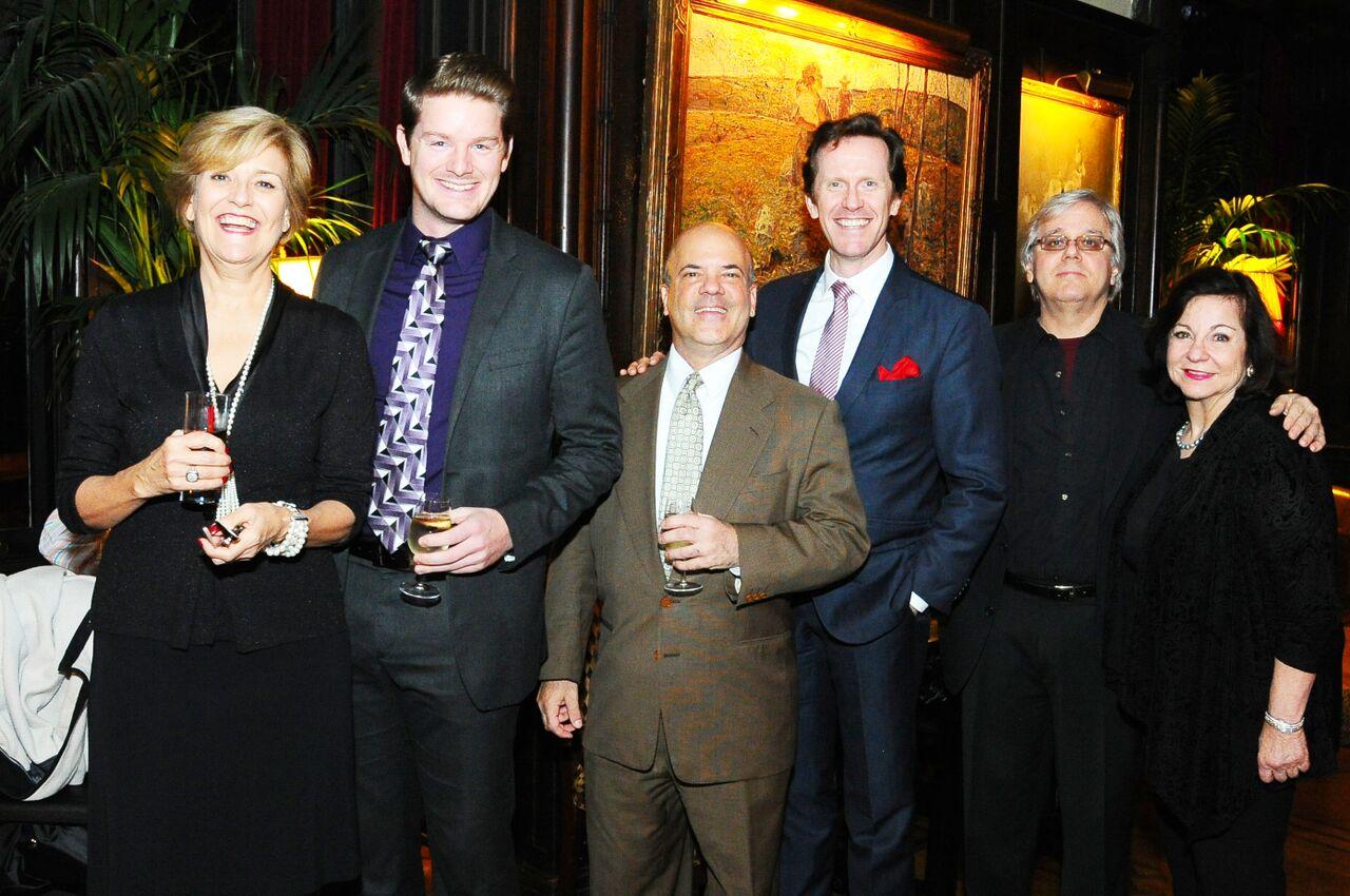 Karen, guest, Michael Portantiere, Jeffry, Rolnick, Linda Amiel Burns.jpg