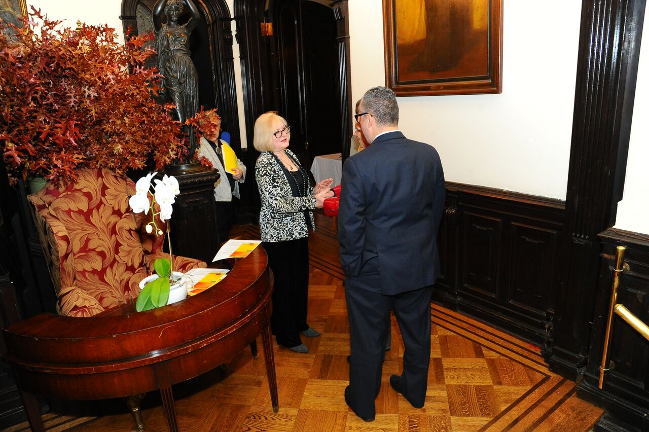 Olga greeting guests.jpg