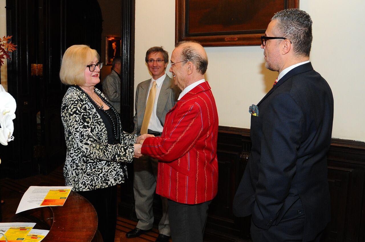Olga greeting Joel Grey & Rick Miramontez.jpg