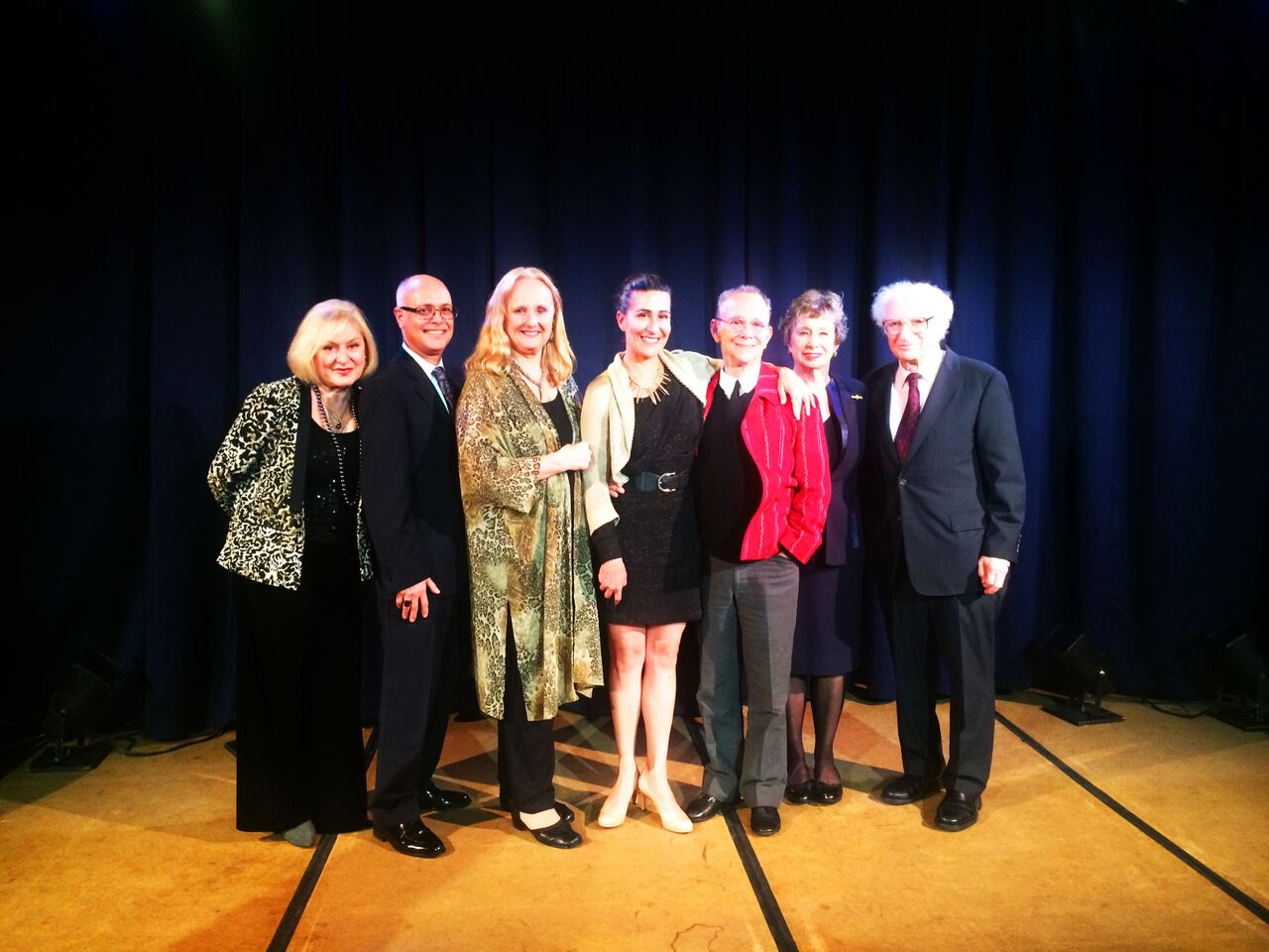 Joel & Jeanine with all 4 Gala Chairs.jpg