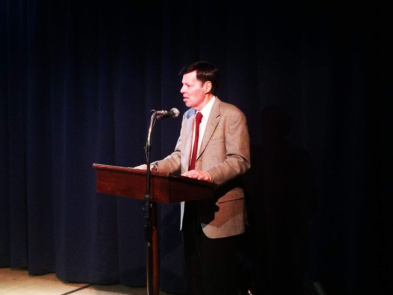 Michael Kerker at podium take 2.jpg
