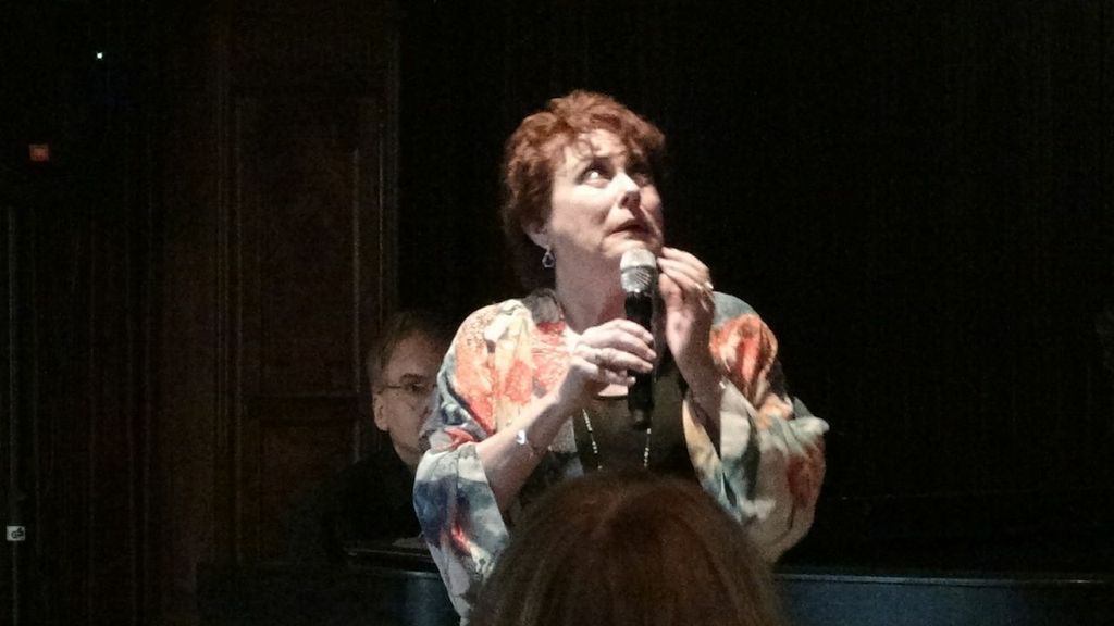 """Judy Kaye sings """"The Oyster"""" by Cole Porter"""