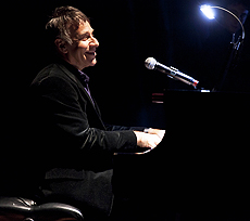 - Stephen Schwartz at piano