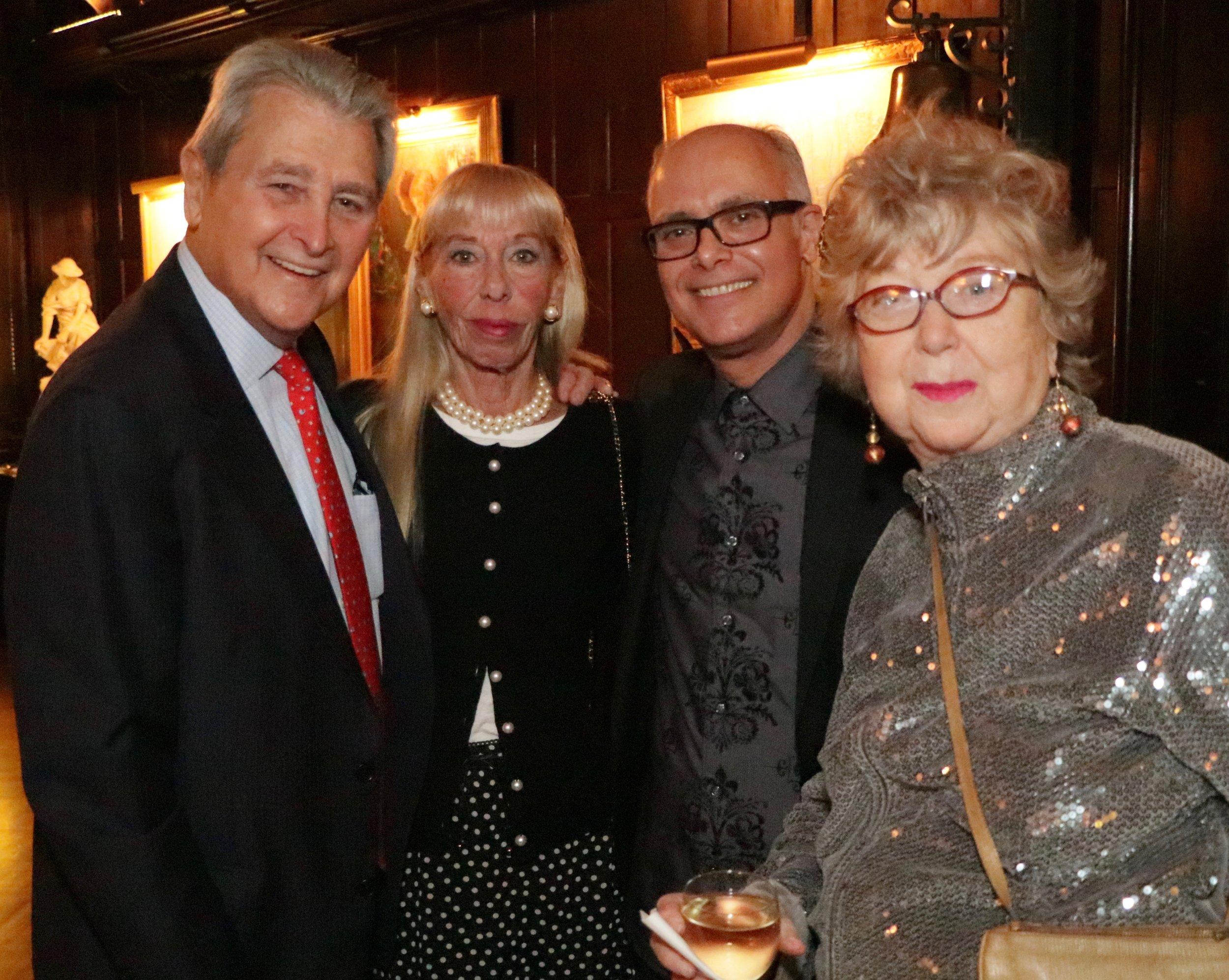 Fred & Vicki Modell, Daniel De Siena & Bettye Martin Musham.jpg