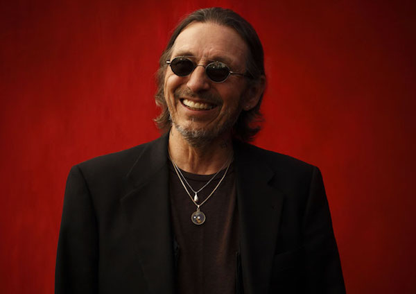 Native American author, poet, actor, musician and political activist, John Trudell. (Image: johntrudell.com)