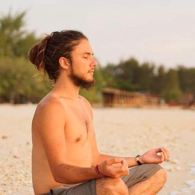Kalem was trained in Hatha Yoga at the foothills of the Himalayas. During his training, he had a wide range of experiences, and got to see, feel, and experience yoga in its truest essence. He believes that the breath is the most important tool in a yoga practice, and that it is the breath that gives and distributes our energy. He is a student of yoga that loves to teach, and strives to make each class accessible and powerful, with a focus on mindfulness and introspection. Yoga is simply a tool to understand and connect with our higher selves, to enhance our lives and help us remember our true nature.