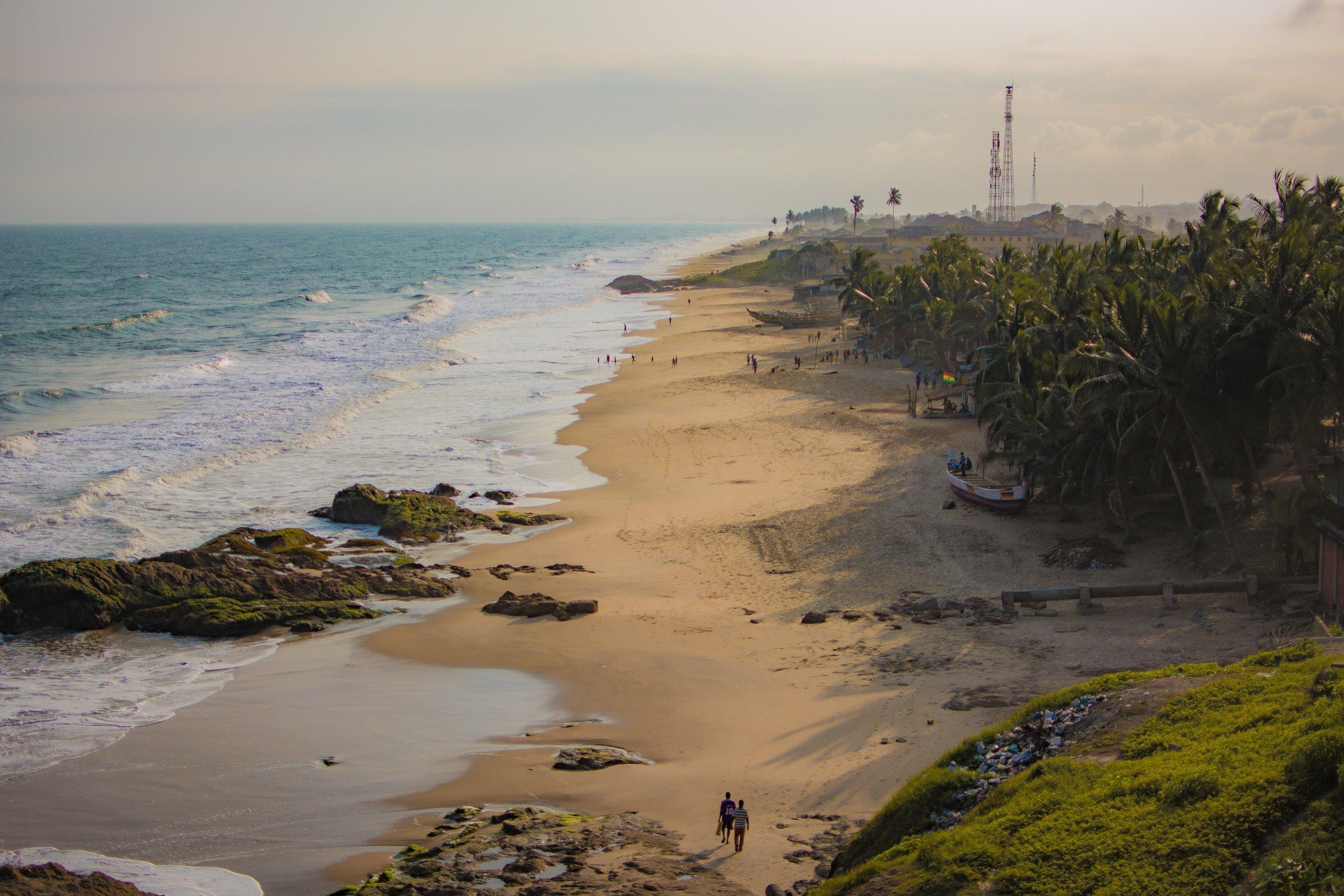 Coast of Ghana