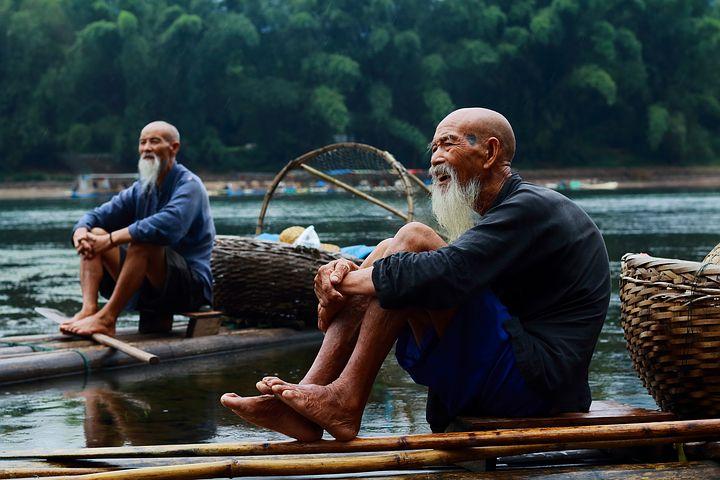Chines Fishermen