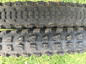 Wheelchair offroad tires - Got Traction?