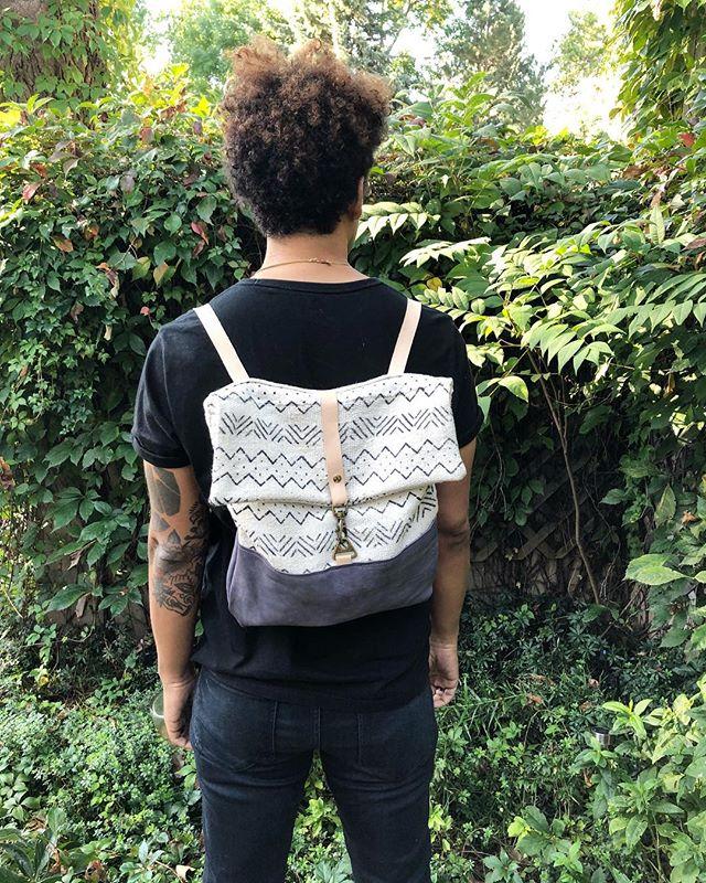 Hey look! @jaspersocialclub makes backpacks now! 🎒