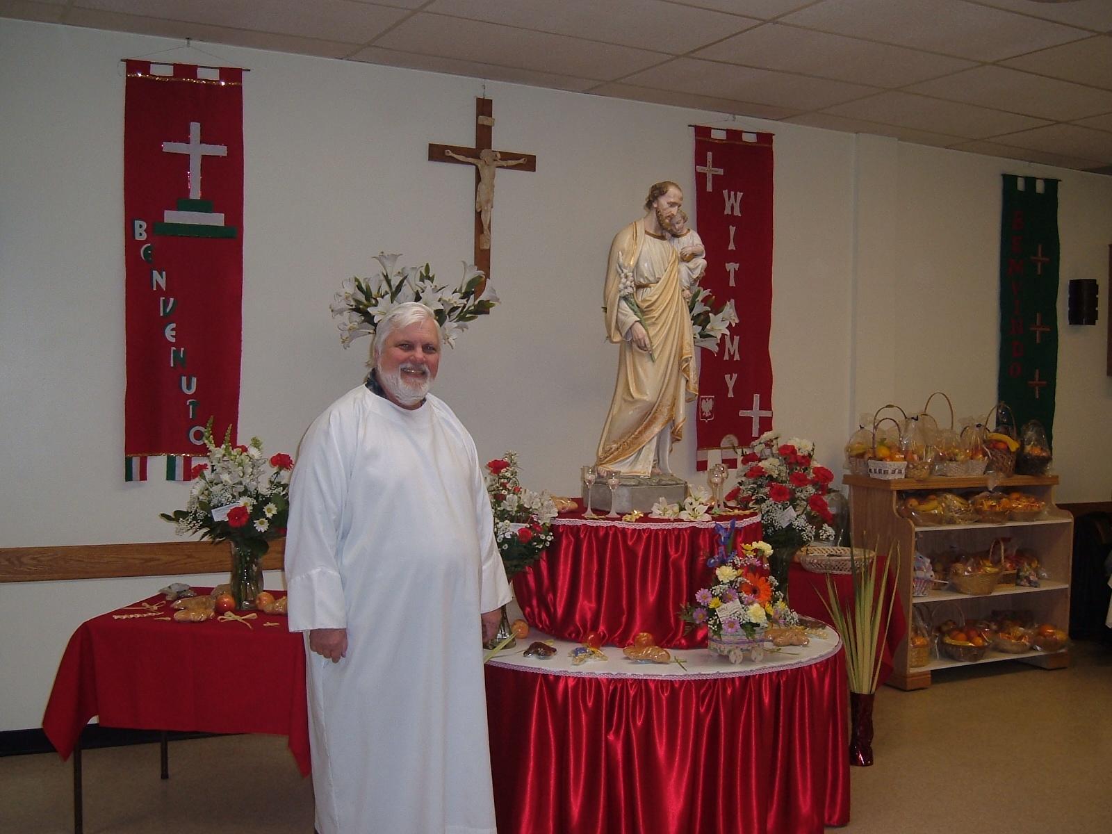 St. Joseph Table 2005 022.jpg