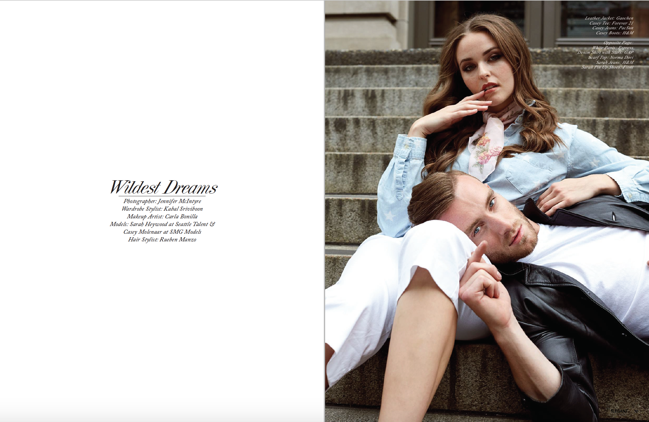 Wildest Dreams | Elegant Magazine