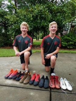 Max And Nate Keller, GPS Carolina